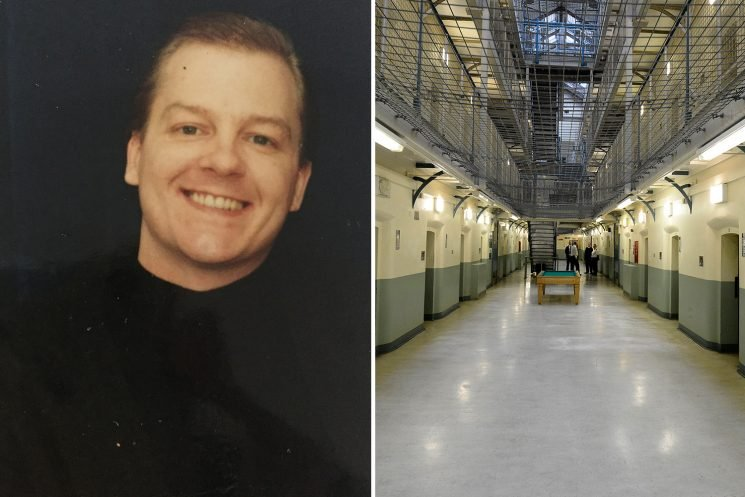 Notorious gun-wielding Brit gangster 'John' Wayne Hurran found dead in his prison cell
