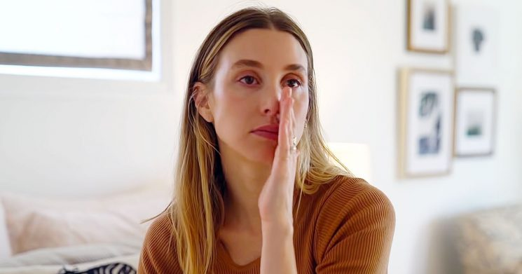 Whitney Port Cries Over 'Passive-Aggressive' Mom Bullies: 'So Silly'