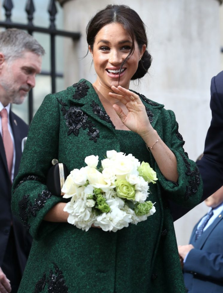 Duchess Meghan plans to 'extend an olive branch' to the White Markles?