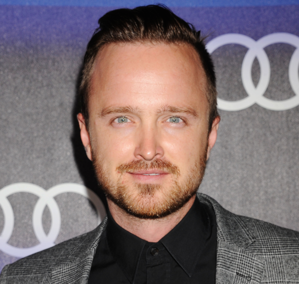 Aaron Paul Offers Clues About Possible 'Breaking Bad' Movie
