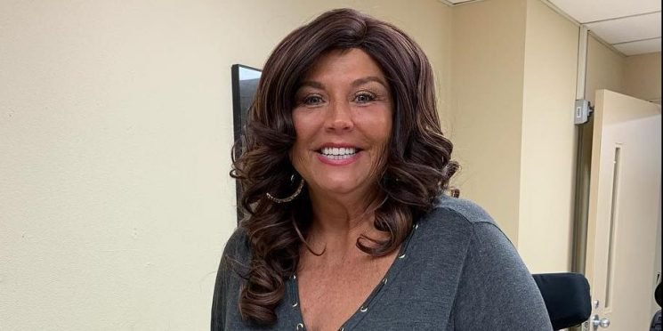'Dance Moms' Star Abby Lee Miller Just Shared A Photo Of Herself In Rehab After Cancer Treatment
