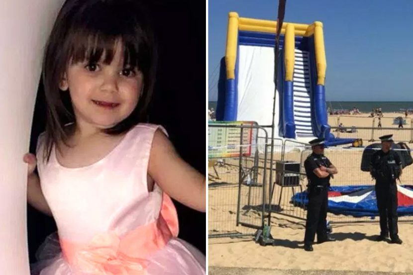 Inflatable trampoline owners face no action over death of toddler Ava-May Littleboy who was catapulted 20ft in the air when it exploded