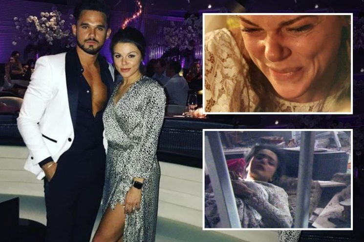 Gareth Gates praises girlfriend Faye Brookes for heartbreaking Coronation Street performance after Rana Habeeb dies in factory collapse