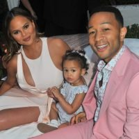 Chrissy Teigen Shared The Sweetest Videos Of Luna Slaying Her First Dance Lesson