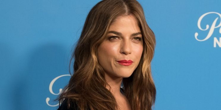 Selma Blair Just Shared A Photo Of Herself During One Of Her First MS Flares