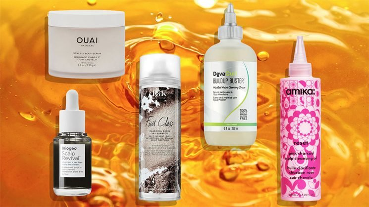 Detox Hair Products to Try if You Don't Like Apple Cider Vinegar