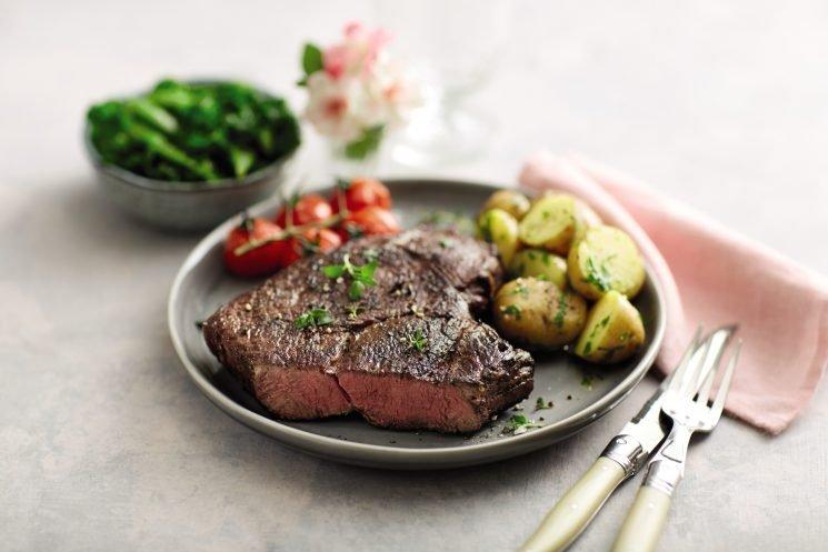 Aldi's massive 16oz 21-day matured £5 rump steak is back