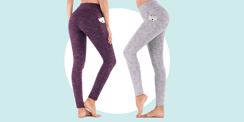 Amazon Reviewers Are Obsessed With These $15 Yoga Pants