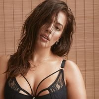 Ashley Graham Flaunts Curves In Sexy Lace Lingerie For Sultry New Campaign — See Pics