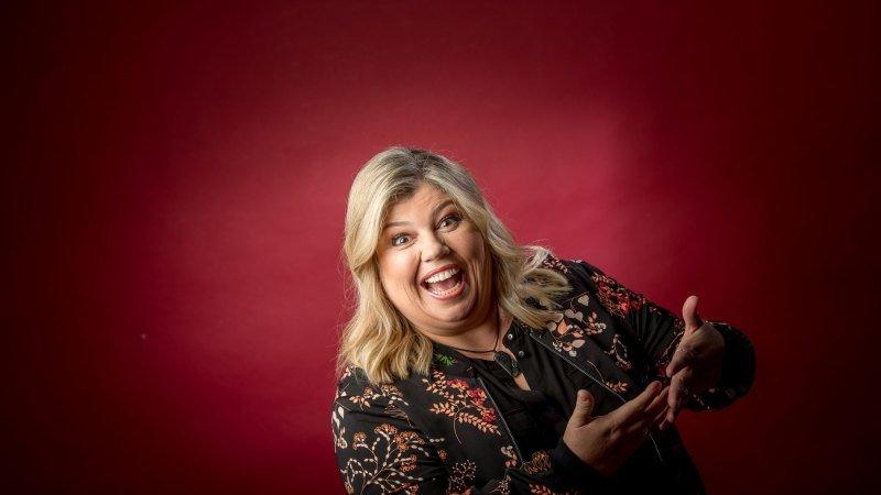 Urzila Carlson prepares to make history at Melbourne comedy festival