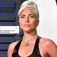 Lady Gaga's Response To Pregnancy Rumors Confirms She's Working On New Music