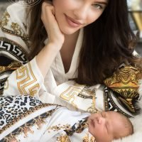 The Bold and the Beautiful Star Jacqueline MacInnes Wood Welcomes Son Rise Harlen