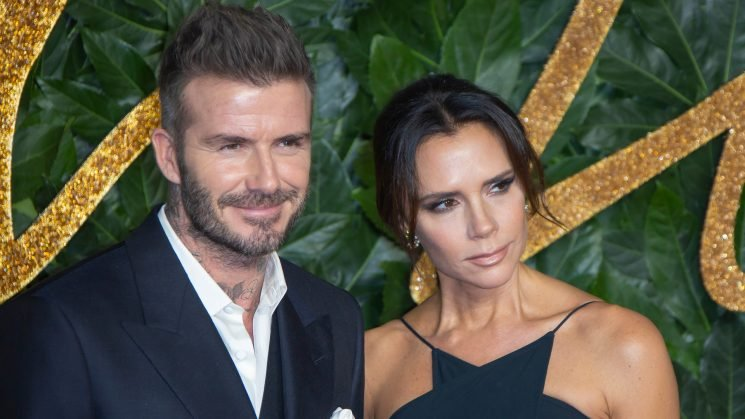 David Beckham is the Sweetest Dad Ever This IWD