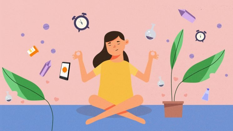 Are Your Attempts to De-stress Just Making Your Anxiety Worse?