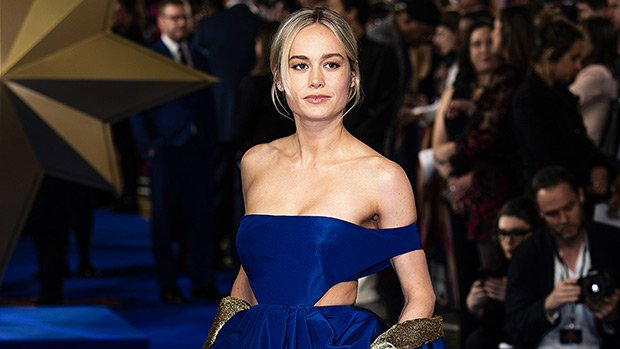 Brie Larson, Halsey & More Stars Who Wore Stunning Looks To The 'Captain Marvel' Premieres