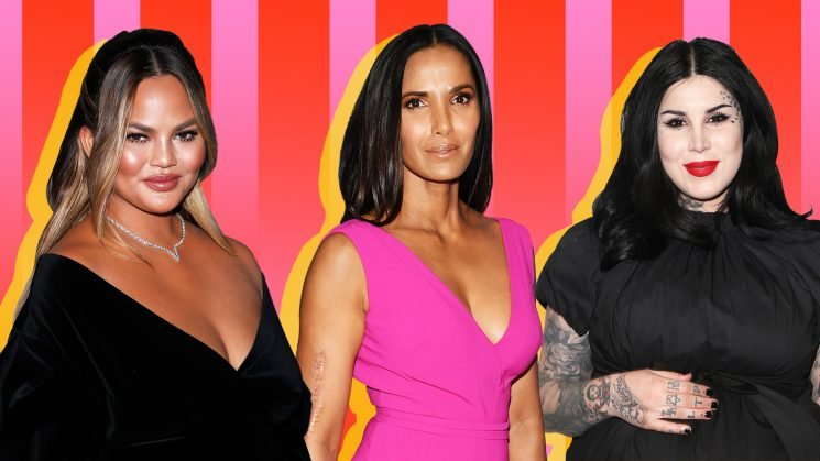 8 Celebrity Moms Fighting to Normalize Breastfeeding
