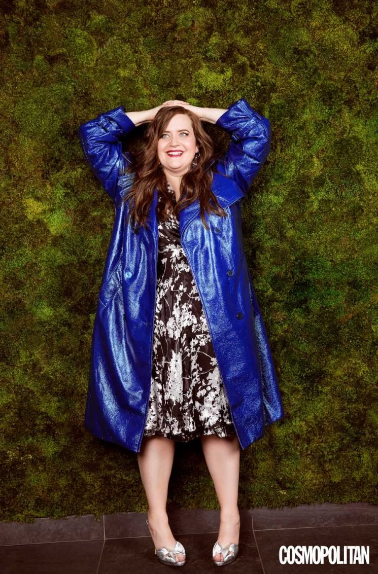 Aidy Bryant Wants to Reclaim the Word Fat: 'I'm Not Afraid of Saying That'