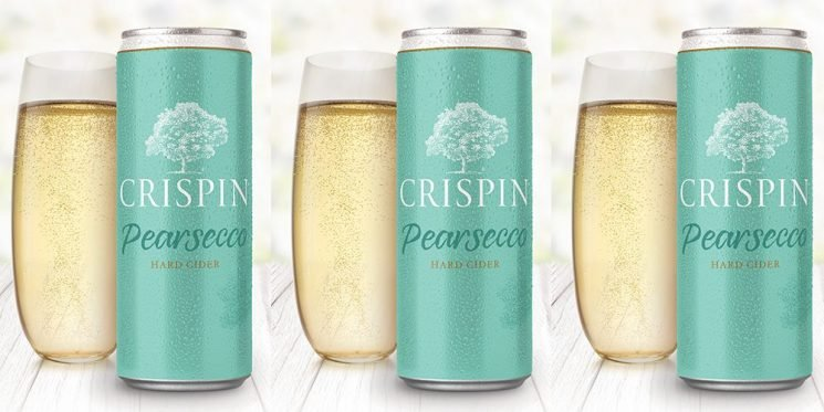 "This Bubbly ""Pearsecco"" Taste Like Pears And Hard Cider And Is All We Want For Spring"
