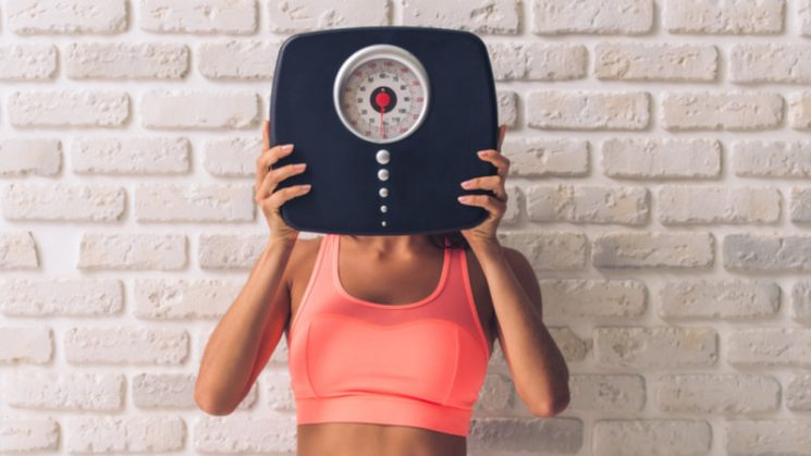 The relationship between weight and self control