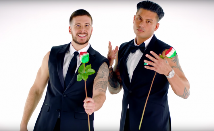 The Promo For Pauly D. & Vinny's 'Double Shot At Love' Is Everything You've Ever Needed