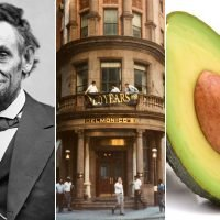 How Abe Lincoln and avocados made Delmonico's a legend