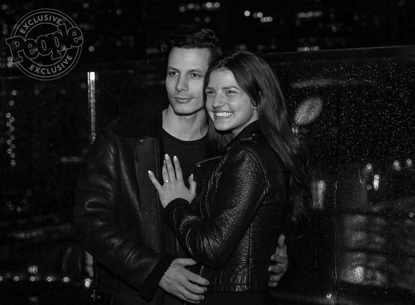 Devin Dawson Is Engagedto Leah Sykes — All the Details on His Romantic San Francisco Proposal