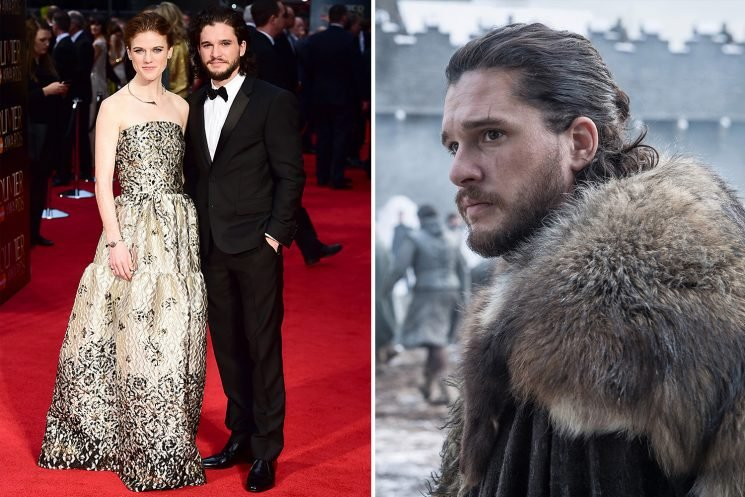 Game Of Thrones star Kit Harington 'cried his eyes out' when he read final episode of Season 8