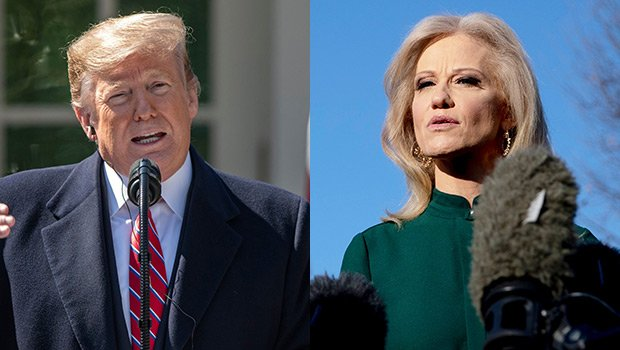 Donald Trump Slammed For Calling George Conway 'Mr. Kellyanne Conway' & Voters Urge Her To Resign