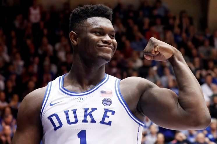 Knicks brass planning on up-close look at Zion Williamson