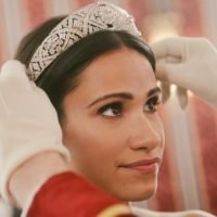 The First Glimpse of Harry and Meghan's New Lifetime Movie Is All About the Royal Wedding