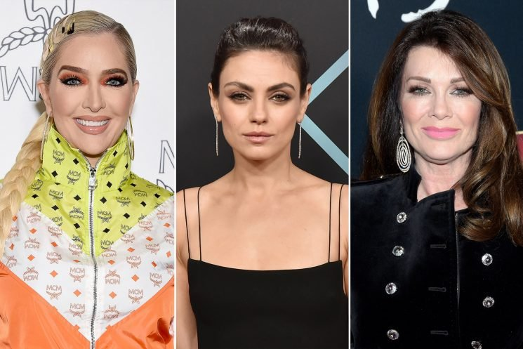 Even Mila Kunis has opinions about Lisa Vanderpump's role in 'Puppygate'