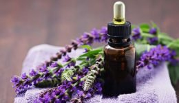 You Should Probably Start Keeping Lavender Oil By Your Bed