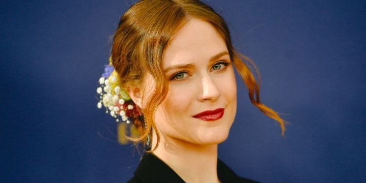 Evan Rachel Wood Just Shared A Photo Of Her Scars From Self-Harm To Promote Awareness