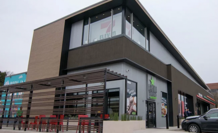 7-Eleven Just Opened A Sit-Down Location & It Looks Cozy As Heck