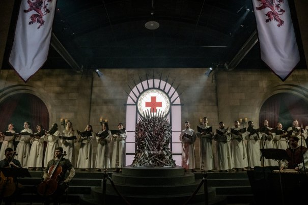 """'Game Of Thrones': SXSW Sees A Flood Of Red With """"Bleed For The Throne"""" Immersive Experience Ahead Of Finale"""