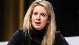 Here's What Elizabeth Holmes' Family Said About Her Deep Voice In That New HBO Doc