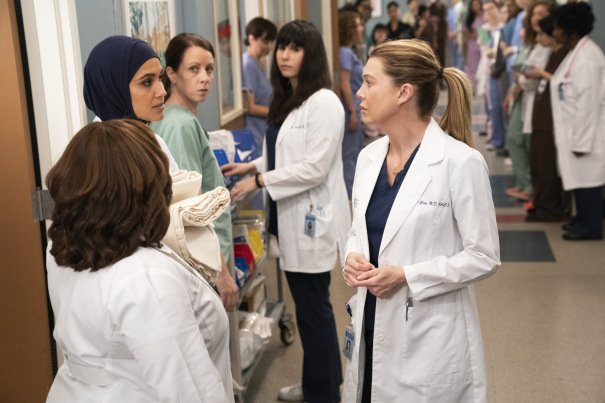 'Grey's Anatomy' Shows Ratings Game Against NCAA Tournament, 'Abby's' Starts Slow, 'Legacies' Wraps Even