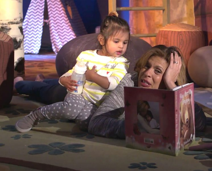 Hoda Kotb Releases Children's Book Inspired by Daughter Haley: It's 'About Saying Thank You'