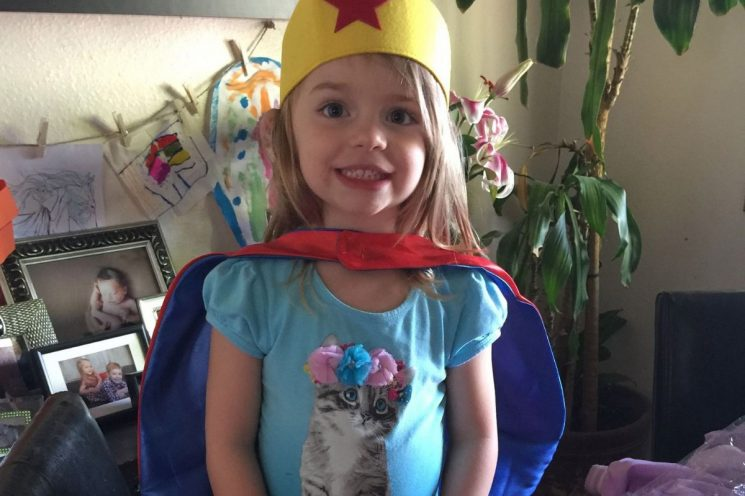 5-Year-Old Girl Now Cancer-Free After Dentist Noticed Tumor in Her Jaw During Routine Visit