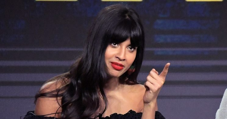 Jameela Jamil Slams Photo That Was Airbrushed to Make Her Skin Lighter