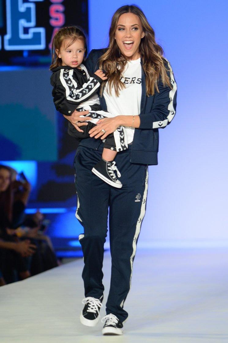Jana Kramer Claps Back at Mommy Shamers After They Criticize Her for Daughter Jolie's Tantrum