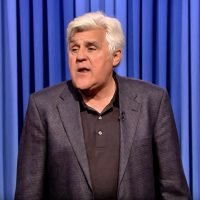 Jay Leno makes Tonight Show return to interrupt Jimmy Fallon's monologue