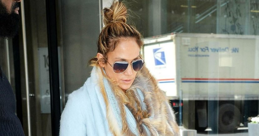 J. Lo Wore a $200K Outfit to Take Her Daughter Discount Shopping