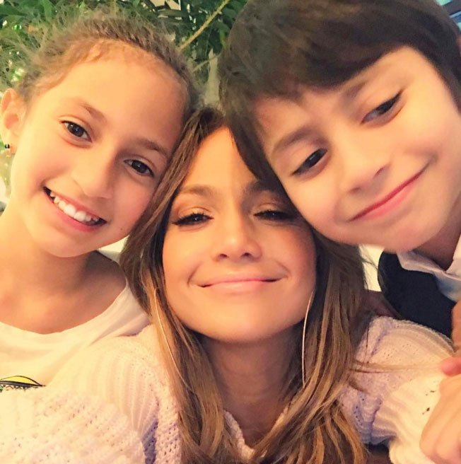 Jennifer Lopez Reveals Her Kids Watch Her on TV: 'It's Something That We Can Do Together'