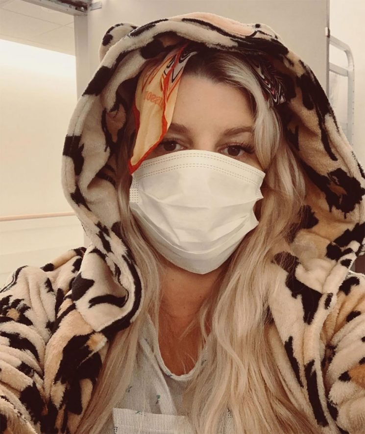 Pregnant Jessica Simpson Leaves Hospital After Suffering from Bronchitis: 'Crazy Painful Journey'