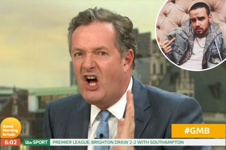 Piers Morgan offered £1 million to quit Twitter for a YEAR
