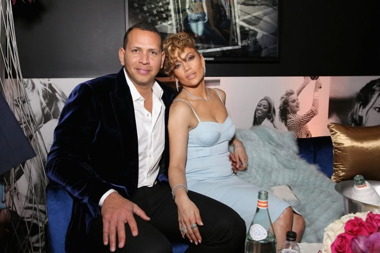 Insider: A-Rod can't even go to work without J.Lo