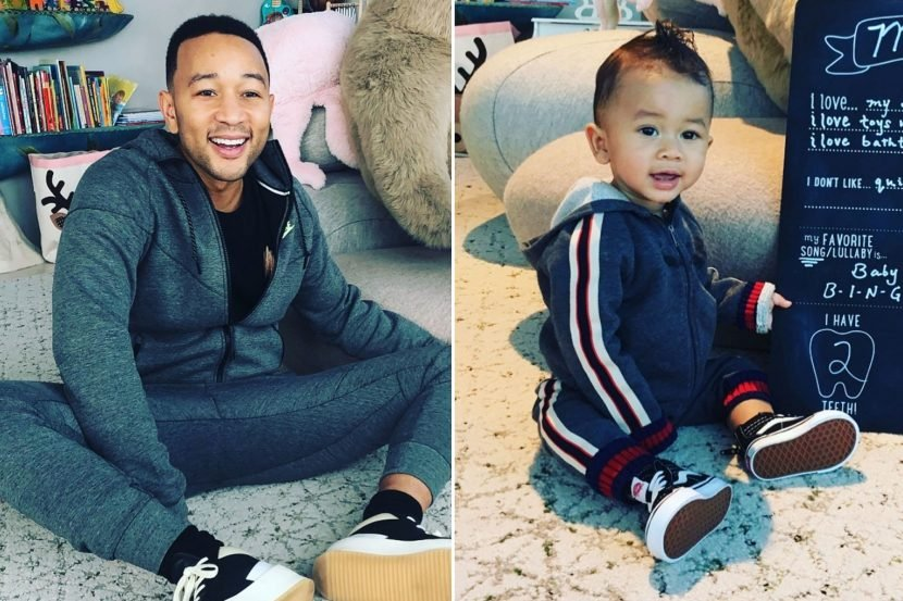 Twitter Takes on the 'Chalkboard Challenge' After Chrissy Teigen's Hilarious Photo of John Legend
