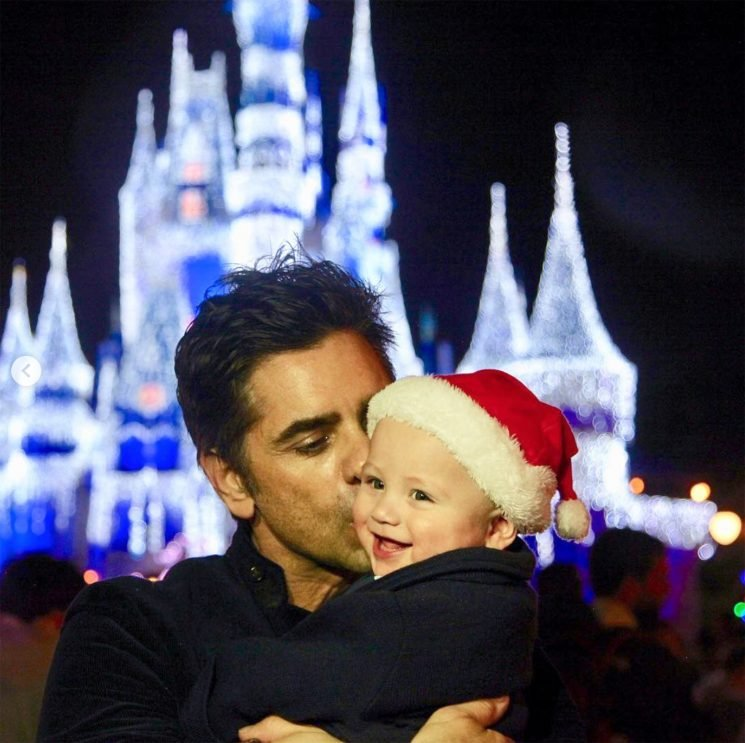 John Stamos Might Just Be the Hottest Dad in Hollywood, and We Have the Photos to Prove It