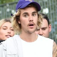 Justin Bieber Questioned by Police Over Design Feature on Sneakers That Looks Like a Security Tag